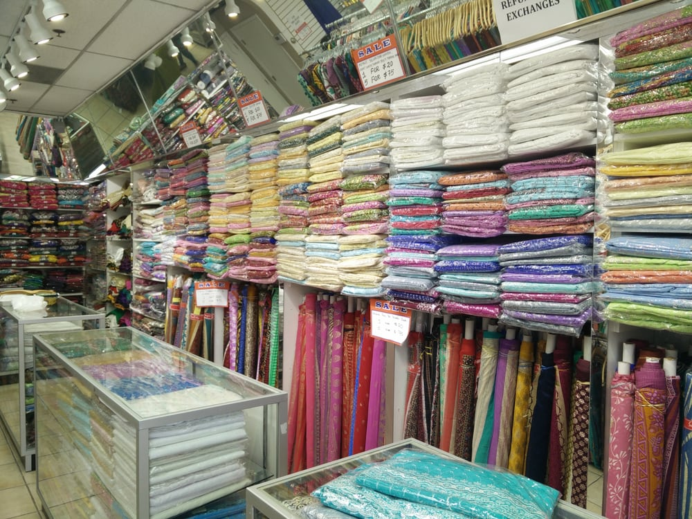 Namo Sarees: 63 Middlesex Ave, Iselin, NJ
