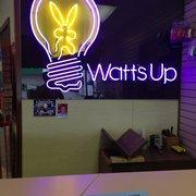 Watts Up Light Bulbs