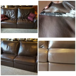 cutting edge furniture. Photo Of Cutting Edge Upholstery - Kenmore, WA, United States. Dow Leather Couch Furniture
