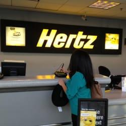 Hertz Rental Car Ontario Ca Airport