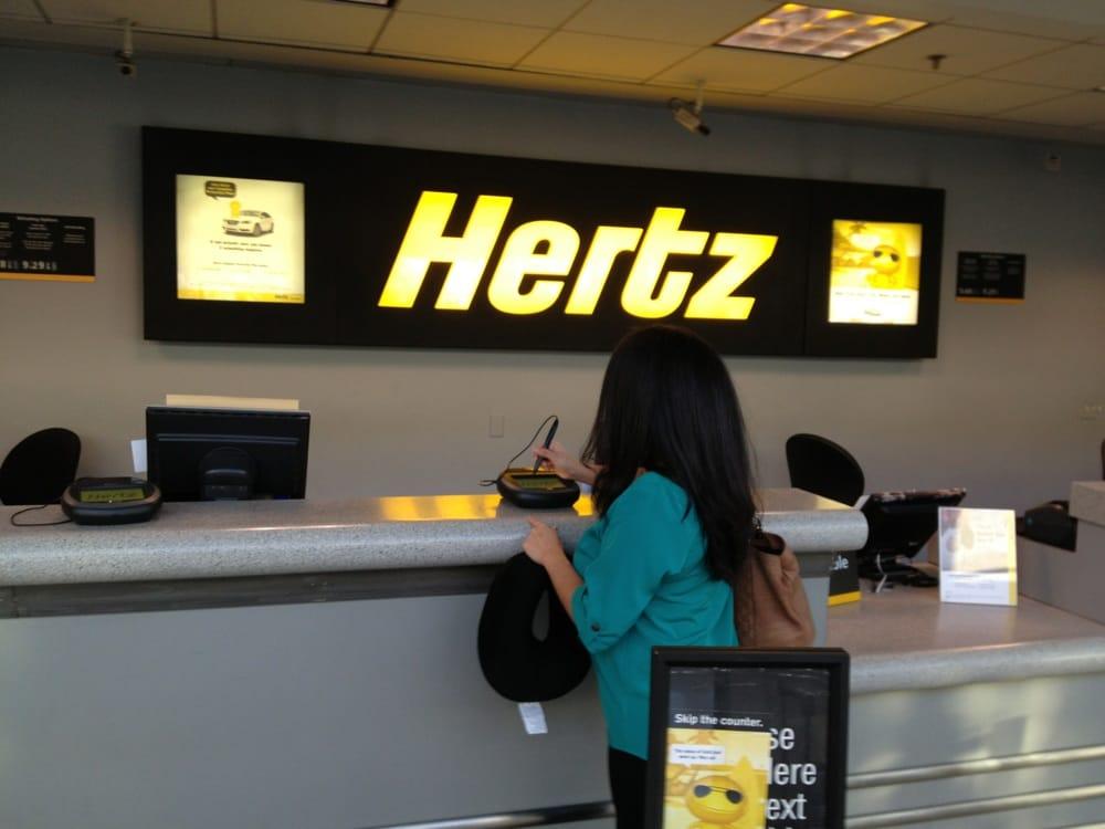 hertz rent a car 17 fotos 123 beitr ge autovermietung 3450 e airport dr ontario ca. Black Bedroom Furniture Sets. Home Design Ideas