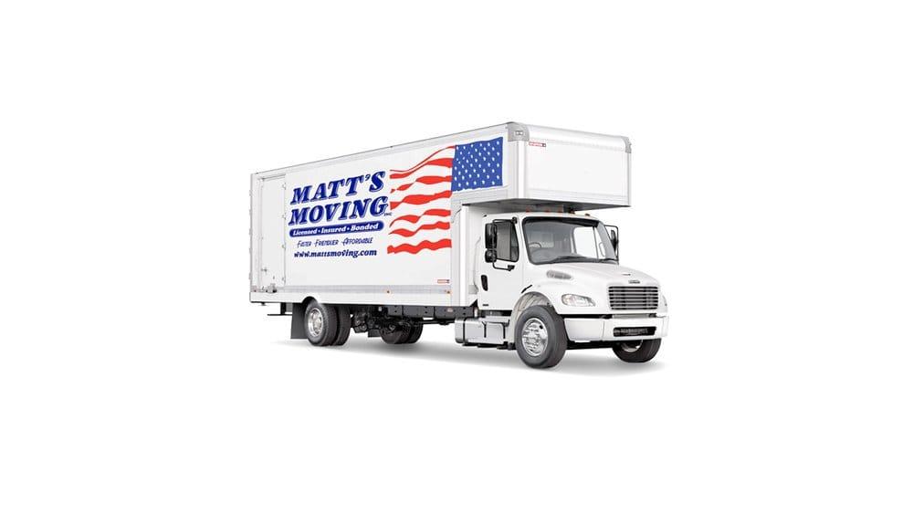 Matt's Moving: 102 N Broadway Ave, Rochester, MN