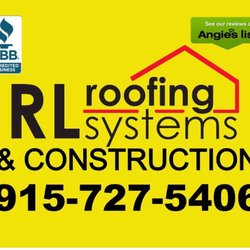 Photo Of RL Roofing Systems And Construction   El Paso, TX, United States