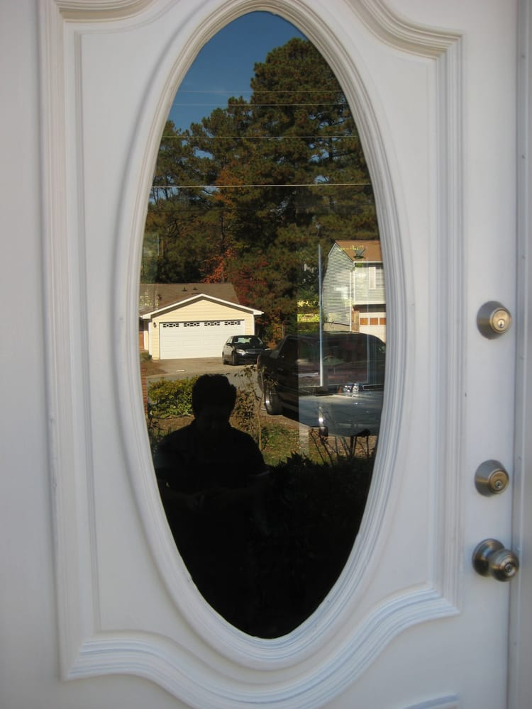 Photo Of Atlanta Glass Repairs Ga United States Entry Door