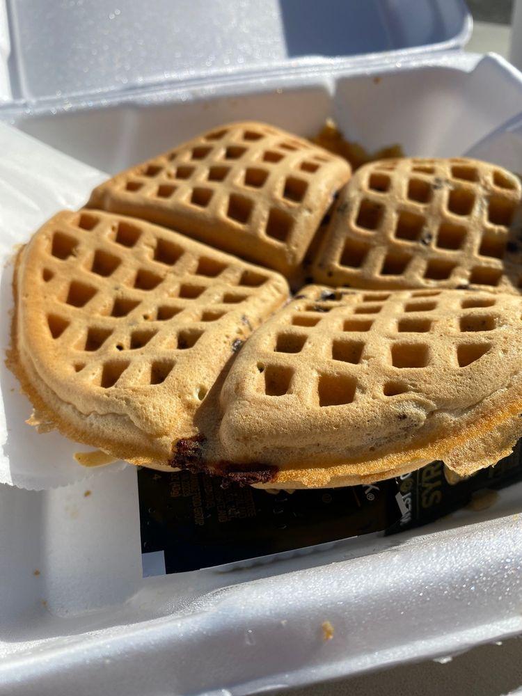 Mr. Waffle: 554 Hampshire Dr, Gaffney, SC