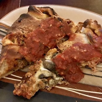 Photo Of Sam S Laroma Pizza House Restaurant Geneseo Il United States