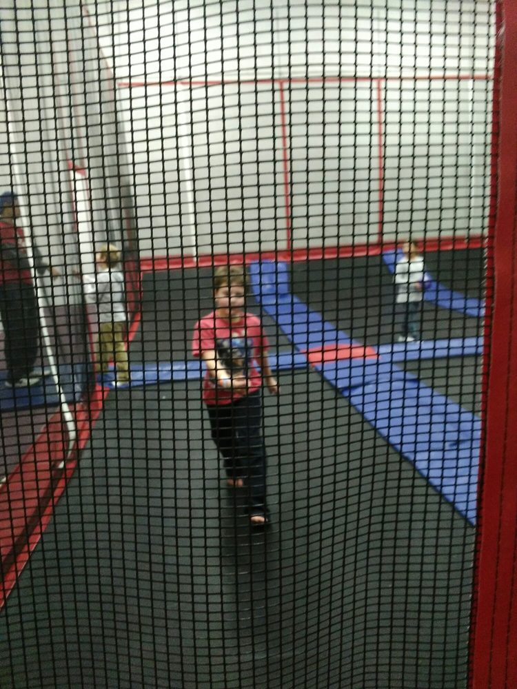 Gymnastic Academy South Trampoline Park and Training Facility: 1949 S Bell School Rd, Cherry Valley, IL