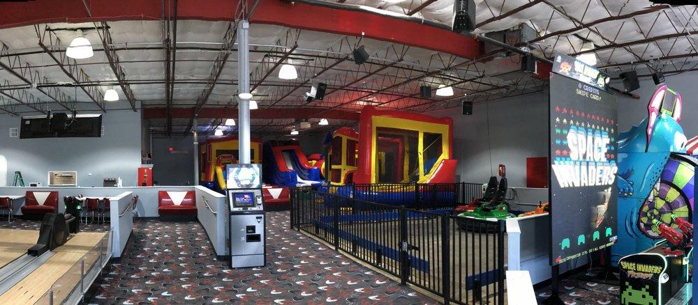 Jump Mania: 3045 W 15th St, Plano, TX
