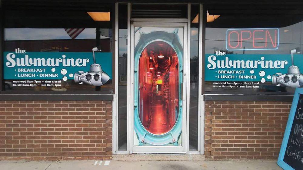 The Submariner: 329 Main St, Marseilles, IL