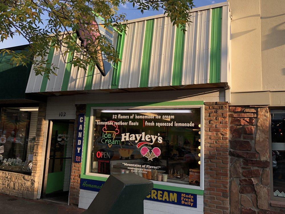 Hayley's: 102 E Elkhorn Ave, Estes Park, CO
