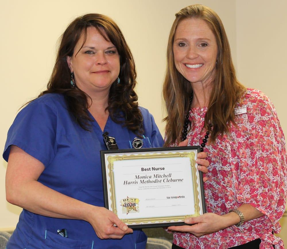 Texas Health Harris Methodist Hospital Cleburne: 201 Walls Dr, Cleburne, TX