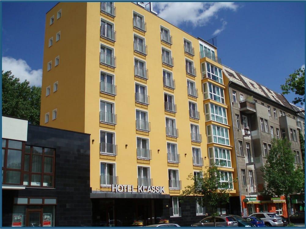 Hotel Klassik Berlin Telefonnummer