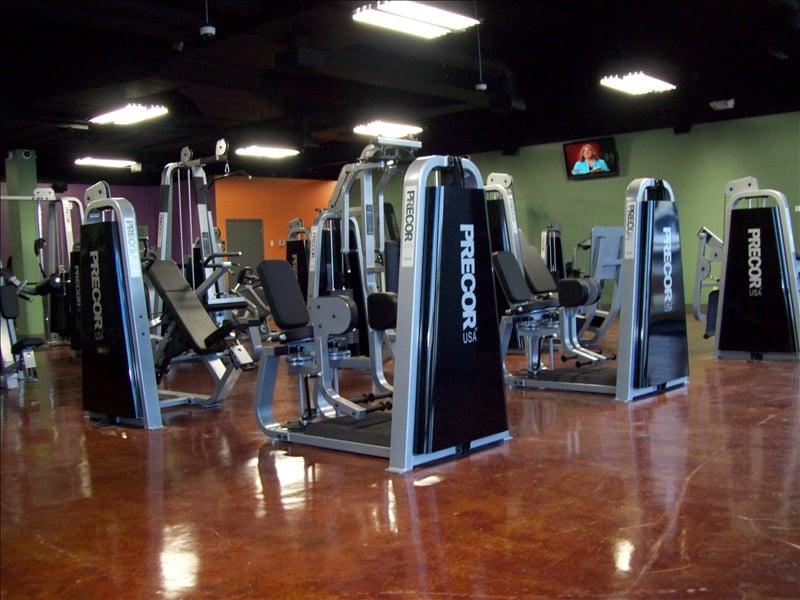 Anytime Fitness: 6501 Coliseum Blvd, Alexandria, LA