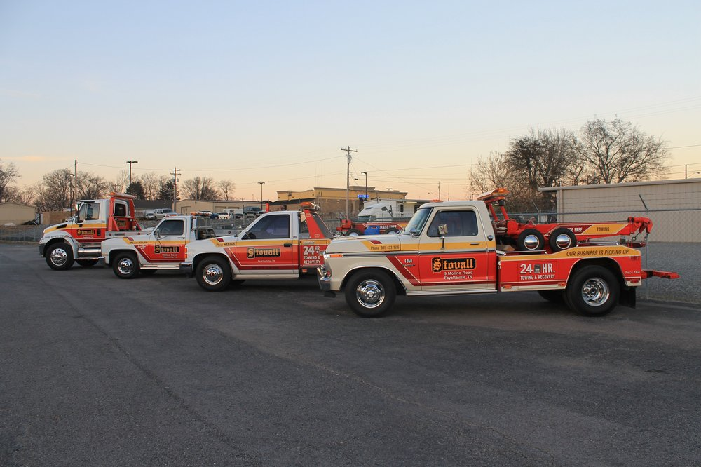 Stovall Body Shop and Wrecker Service: 9 Molino Rd, Fayetteville, TN