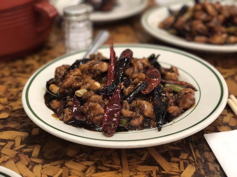 First Emperor Chinese Restaurant: 200 W Polk St, Richardson, TX