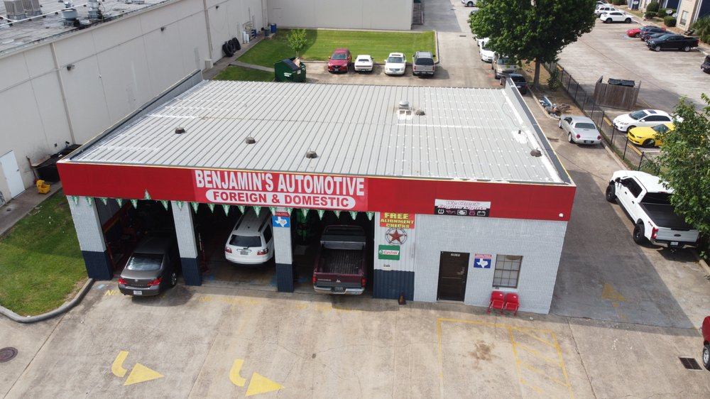 Benjamin's Automotive: 2830 Nasa Pkwy, Seabrook, TX