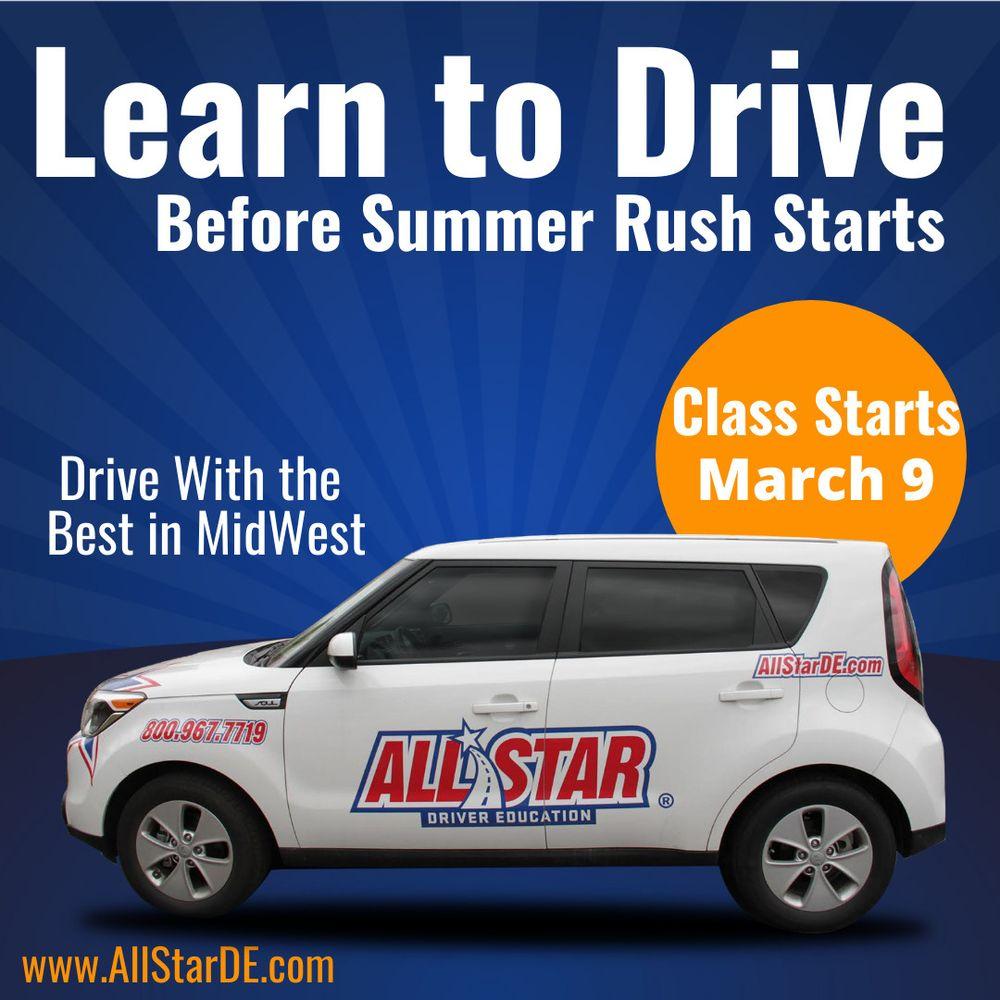 All Star Driver Education: 75 April Dr, Ann Arbor, MI