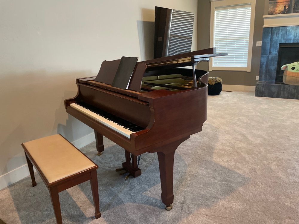 Good Note Piano Tuning and Repair: Boise, ID