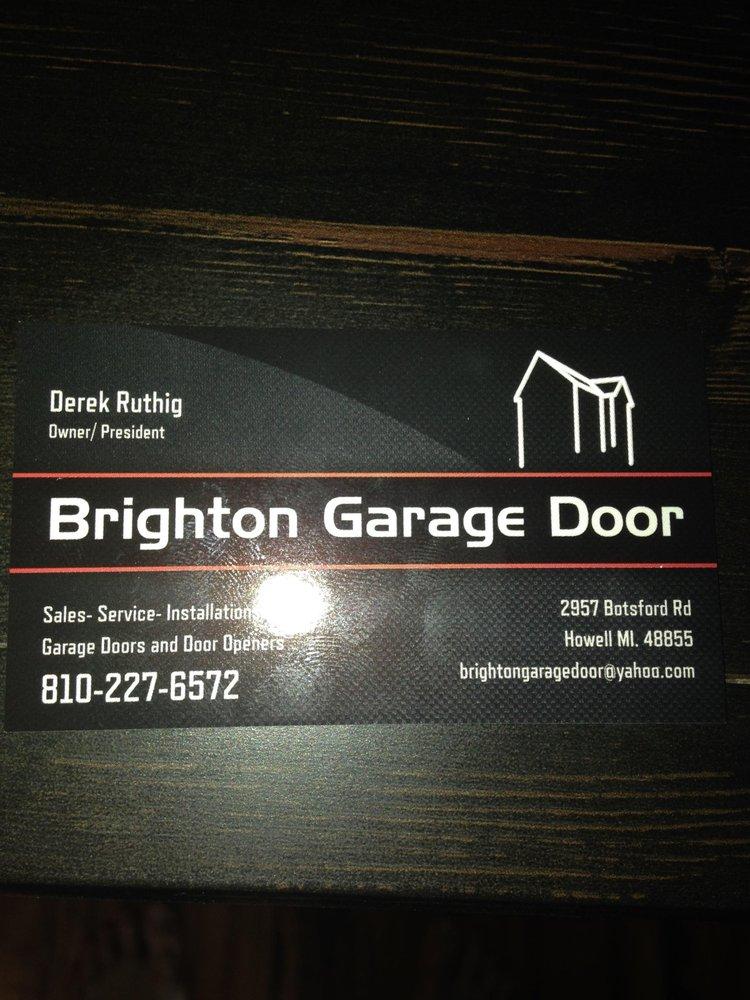Garage Door Repair Brighton Michigan Garage Door Ideas