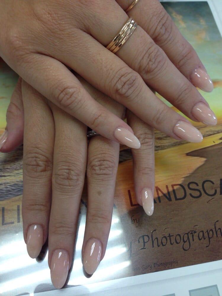 Powdered Gel Nails Design Vj Nails In Calgary Alberta: Powder Gel SNS At Today Nail Spa