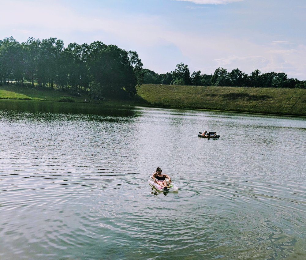 Stoney Creek Resort: 277 Lake Dr, Greenville, VA