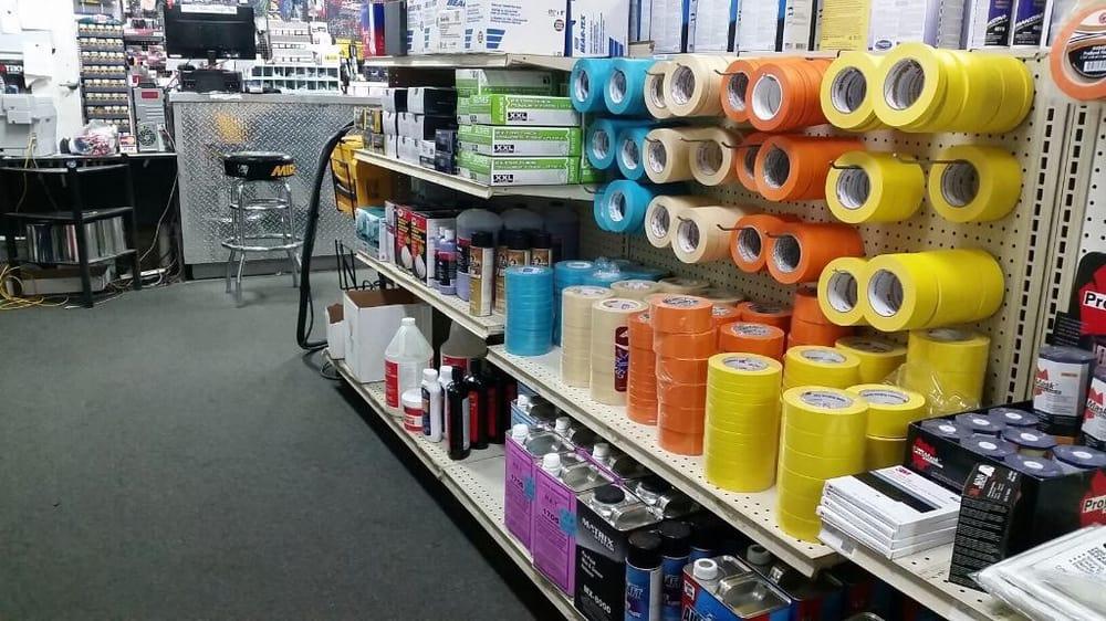 Las vegas auto paint 12 photos body shops 5280 s for Auto paint shop las vegas