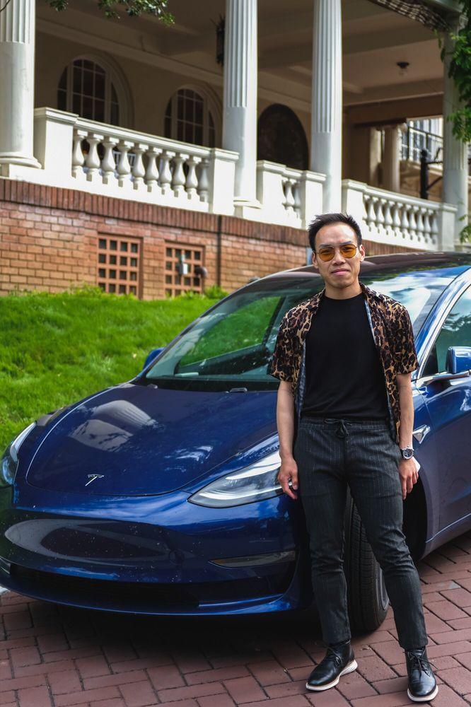 Tesla Supercharger: 1618 Redwood Hwy, Corte Madera, CA