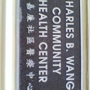 Charles b wang community health center volunteer