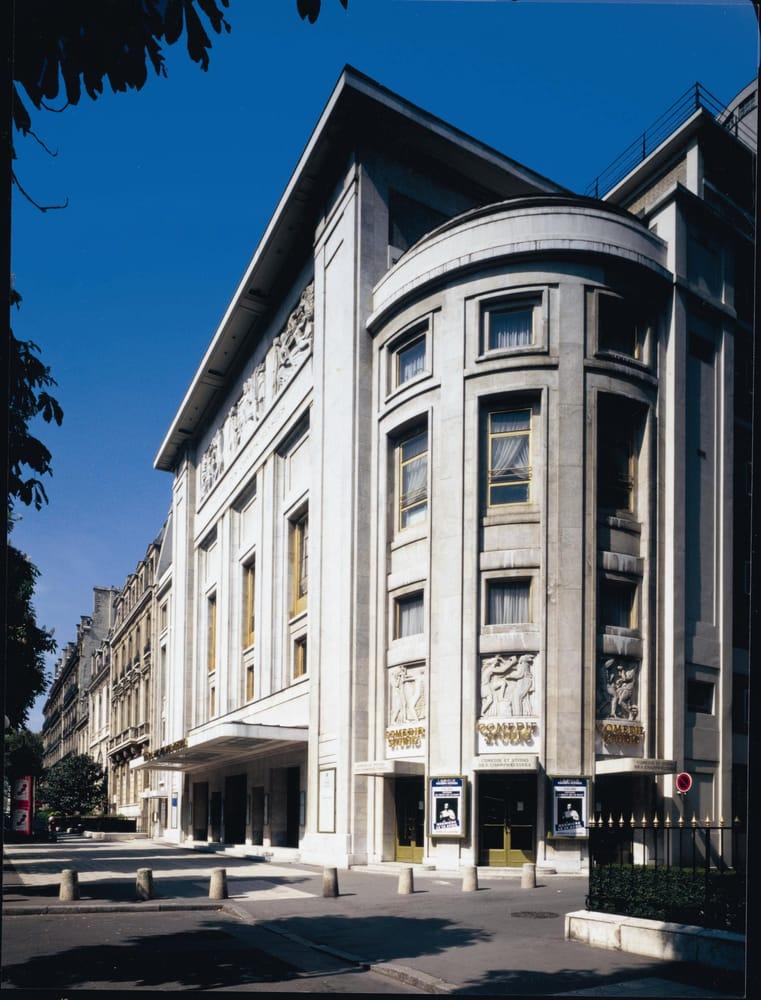 Comédie et Studio des Champs-Elysées