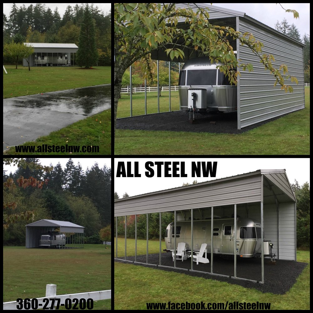All Steel NW: 23291 Hwy 3, Belfair, WA