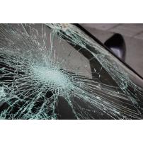 Shattered Glass: 4145 Ocean Gateway, Cambridge, MD