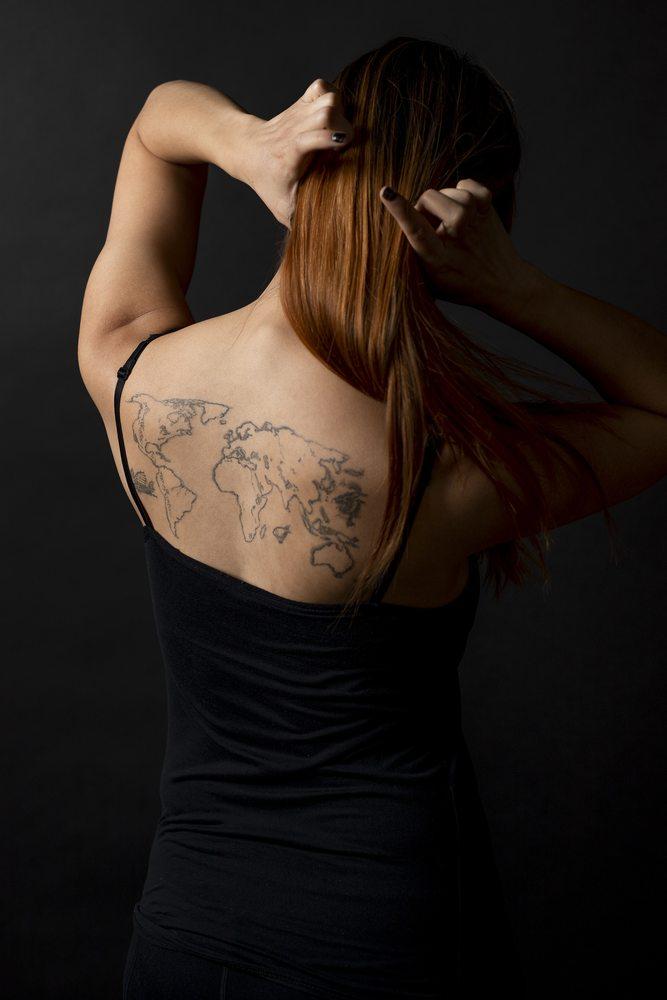 Black Serum Tattoo: 310 Valencia St, San Francisco, CA