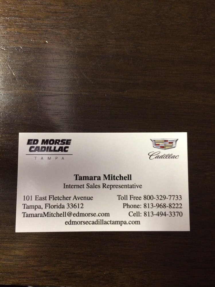 Ed Morse Cadillac Tampa >> Ed Morse Cadillac Tampa 12 Photos 45 Reviews Car