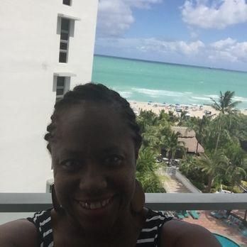 Photo Of Courtyard Miami Beach Oceanfront Fl United States Yea