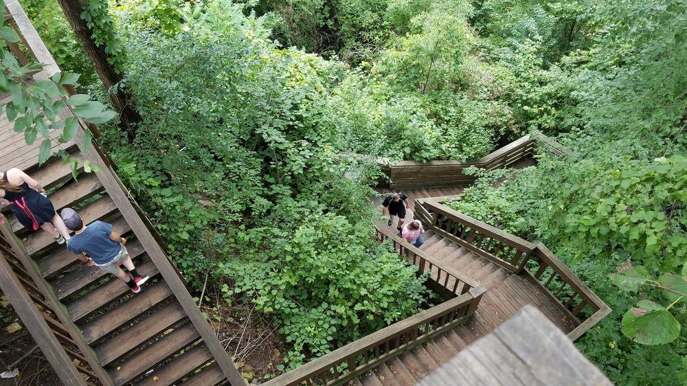 Cascade Falls: 101 N Cascade St, Osceola, WI