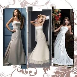 Lower east side wedding dress