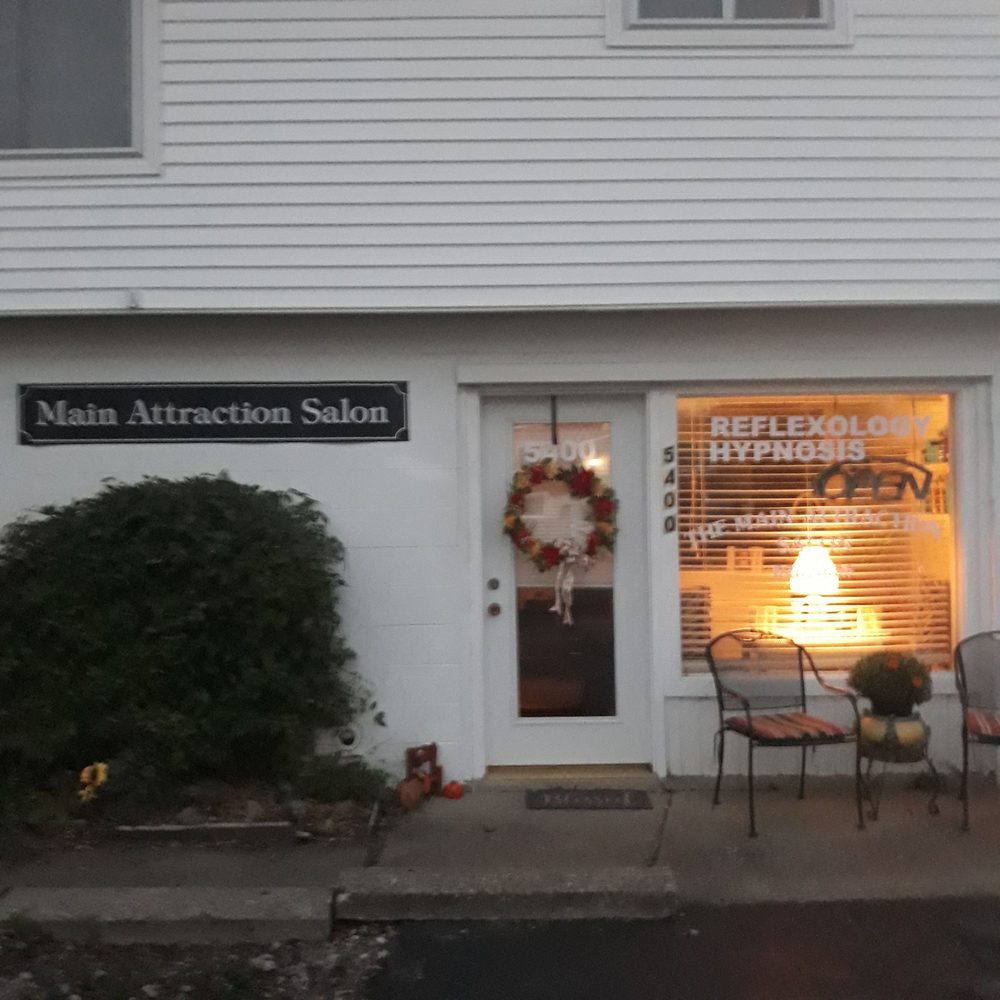 The Main Attraction Salon: 5355 Main St, Williamsville, NY