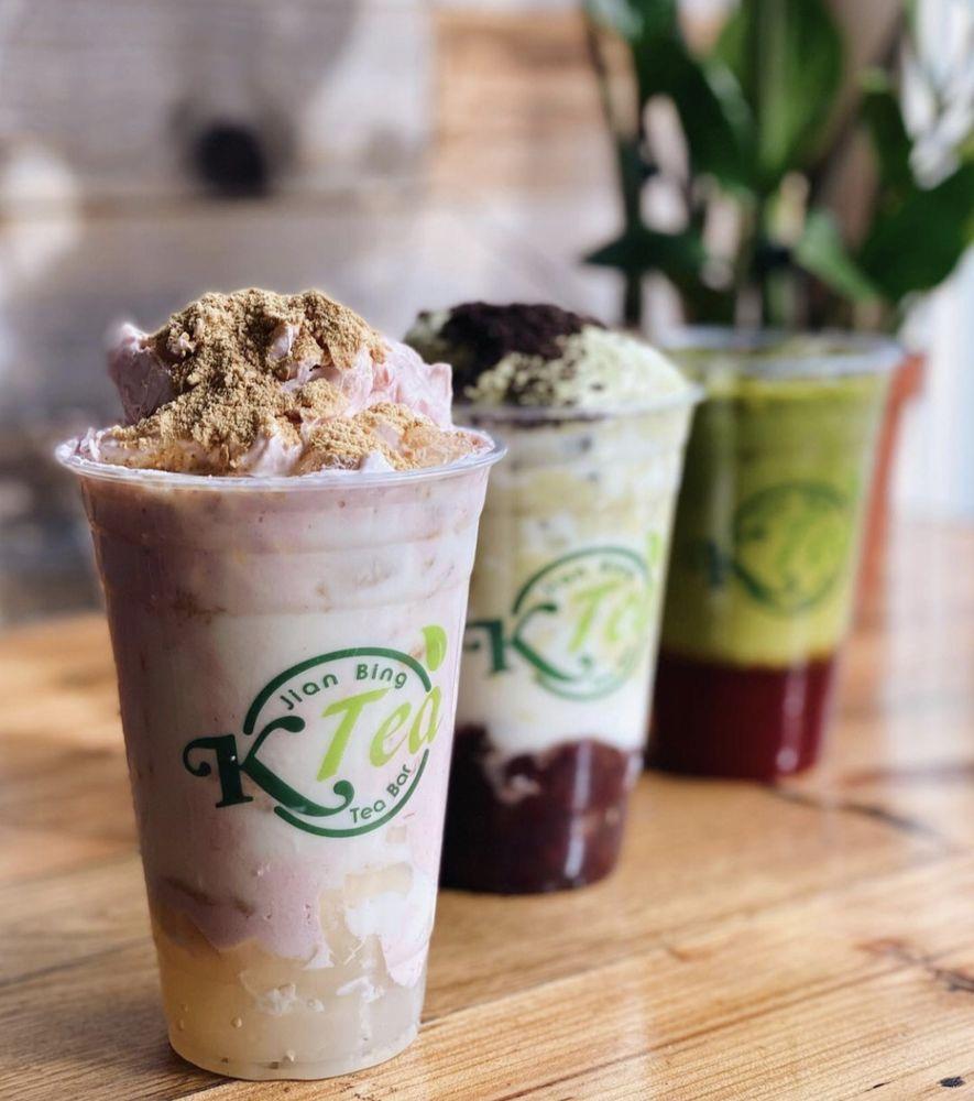 K Tea Cafe: 139 S Murphy Ave, Sunnyvale, CA