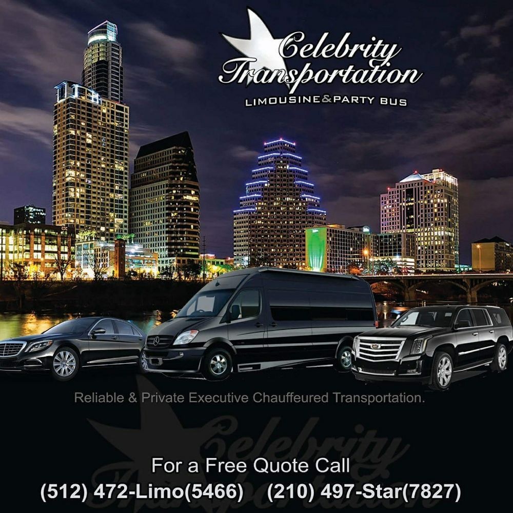 Celebrity Limousine & Party Bus San Antonio: 25020 Blanco Rd, San Antonio, TX