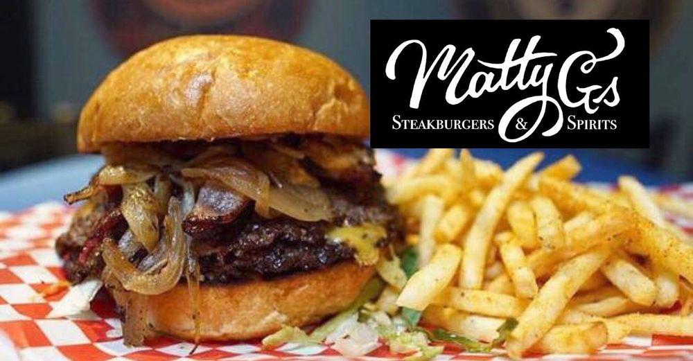 Matty G's Steakburgers & Spirits - Glendale Location
