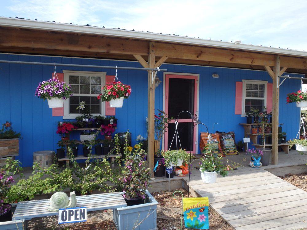 Inland Bays Garden Center: 38320 Muddy Neck Rd, Frankford, DE