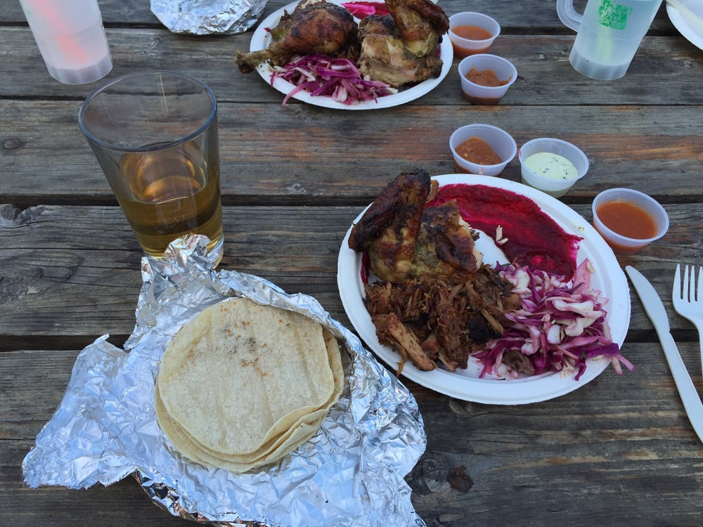 Big Man's Rotisserie: 85 NE Estes Ave, White Salmon, WA