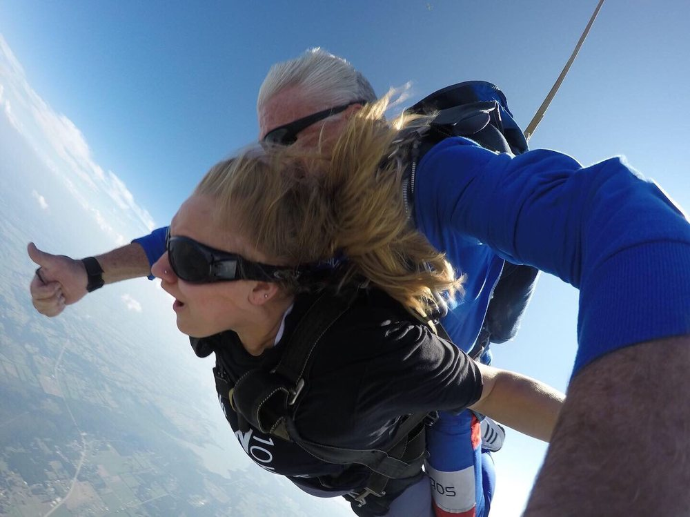 Skydive Tandem Greenville: 2241 County Rd 3303, Greenville, TX