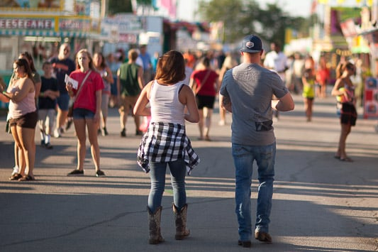 Wood County Fair: 13800 W Poe Rd, Bowling Green, OH