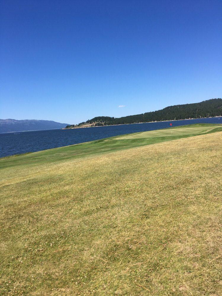 Cascade Golf Course: 117 Lakeshore Dr, Cascade, ID