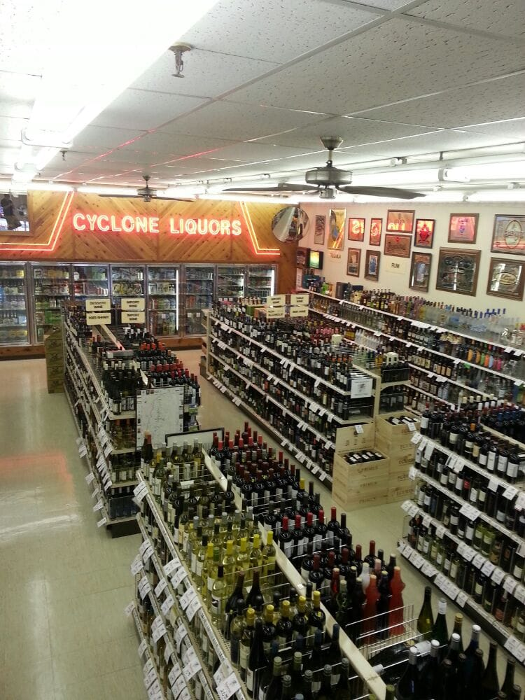 Cyclone Liquors: 626 Lincoln Way, Ames, IA