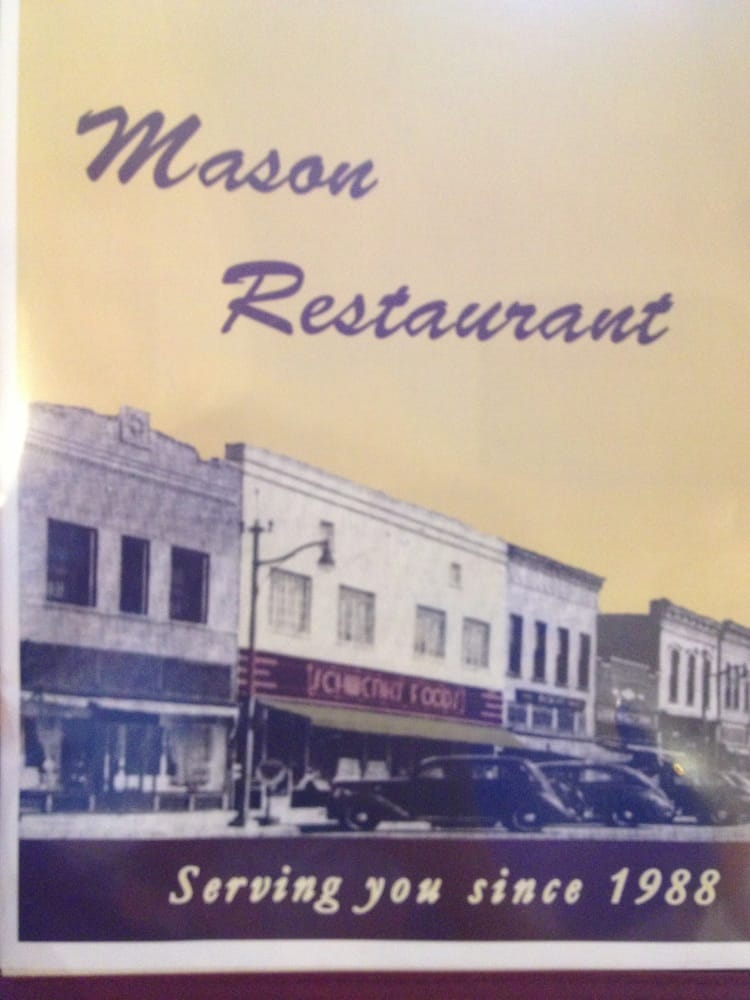Mason Restaurant: 118 W Mason St, Polo, IL