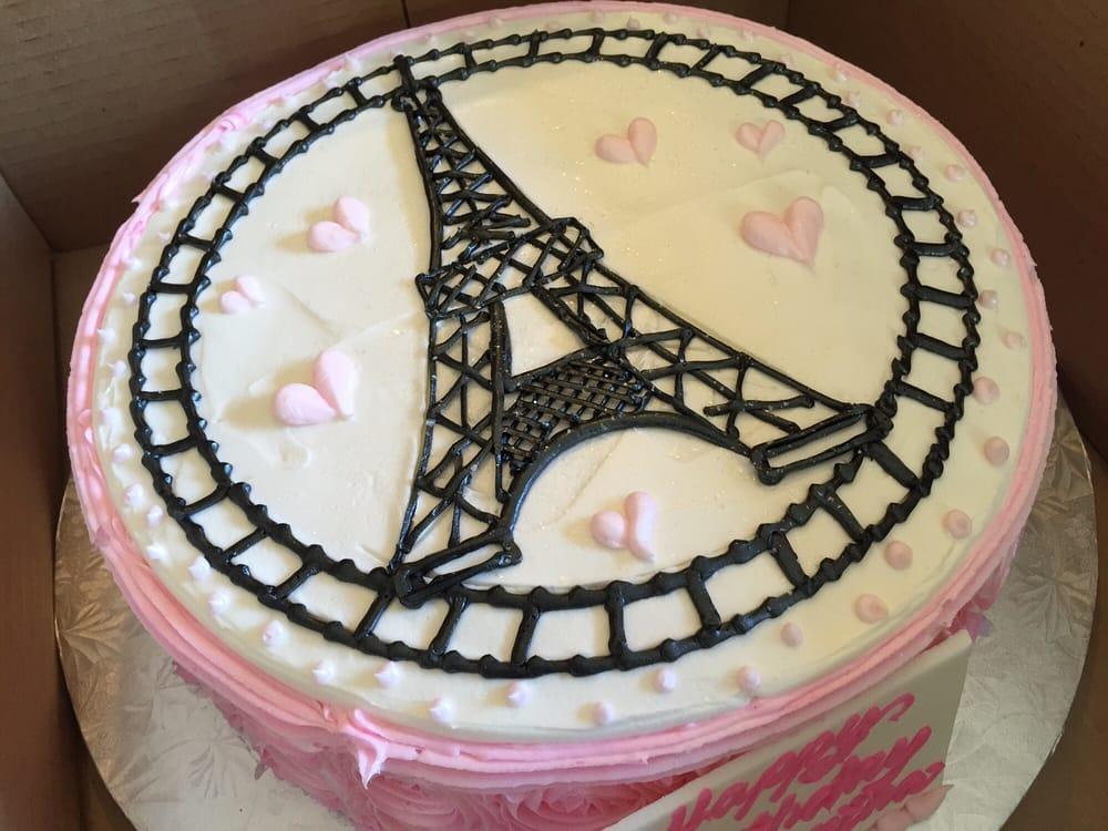 Paris Theme Birthday Cake Yelp