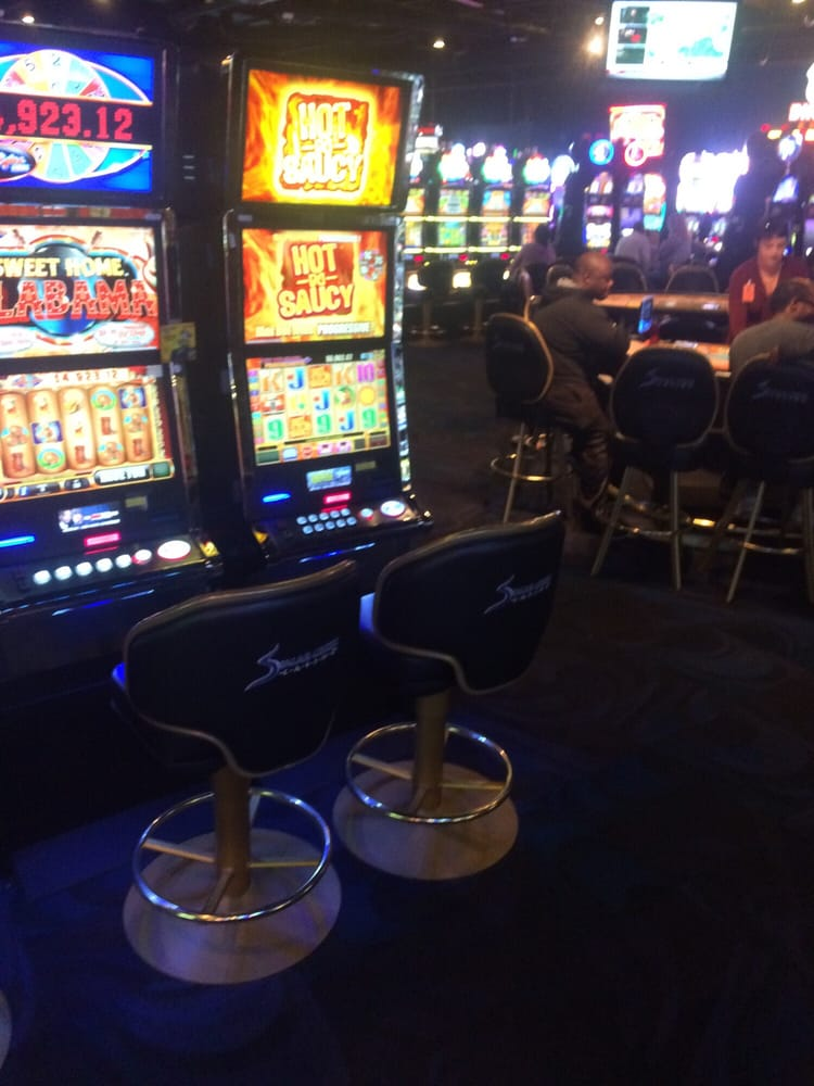 New casino in hinton ok
