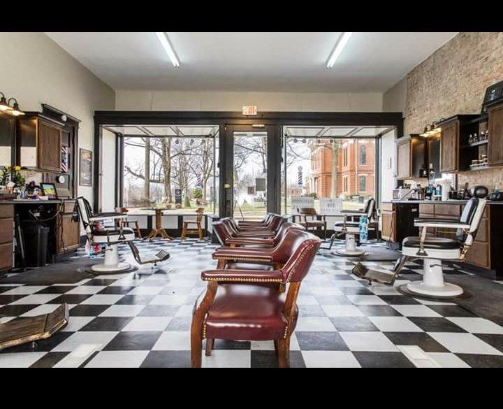 Downtown Barber: 107 N First St, La Grange, KY